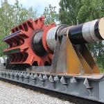 ЭЛСИБ начал отгрузку гидрогенераторов для Зарамагской ГЭС-1