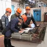 На ЭЛСИБе завершилась приемочная инспекция  электродвигателей для Тяньванской АЭС