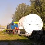 ЭЛСИБ отгрузил статор первого турбогенератора для Приморской ТЭС
